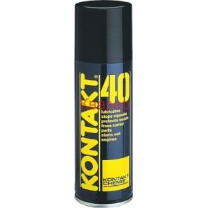 KONTAKT 40 - универсално средство за смазване и консервация 200ml.