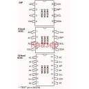24C01 A 1K/2K/4K 5.0V I2C  Serial EEPROMs