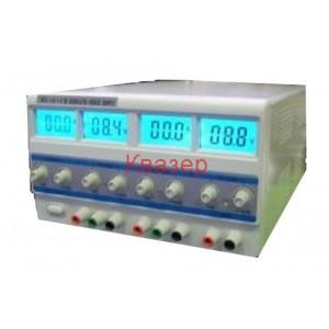 ТЕС, ДВУПОЛЯРНА  (0-15V/0-15A) С  4 LCD, WYJ-1515