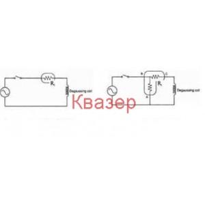 Позистор PTC PH 96392 3-pin