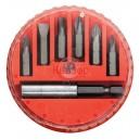 KWB К-т магнитни накрайници за отвертка 6бр./1075-11