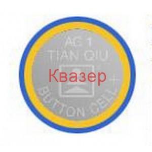 БАТЕРИЯ TIAN QIU AG1, 364A, LR621, LR60