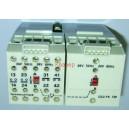 Контактор превключващ 2НЗ+2НО с 2 бобини 24VAC на TELEMECANIQUE