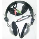WL-390 Стерео слушалки с микрофон и регулатор на силата на звука