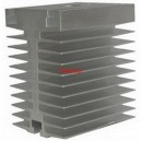 Двоен радиатор за въздушно охлаждане 70х100х170mm
