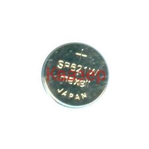 Бутонна батерия сребърна SR621 SW /364/AG1/SR60 1.55V MAXELL