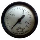 Маноменър 0-1,6MPa ф60