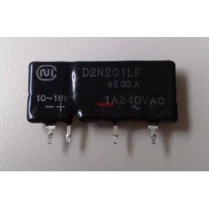 Електронно реле D2N201LF - SSR, 1A, 240VAC