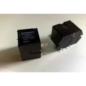 РЕЛЕ MATSUSHITA JA1A-TMP-DC12V /10A 250VAC превключващ контакт