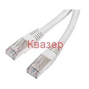 LAN Patch кабел CAT5e UTP 5m RJ45-RJ45
