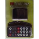 CAR MP4 player с FM-трансмитер и ДУ за кола