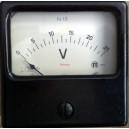 Волтметър 4М31 0-25V аналогов панелен 72x72mm