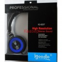 Динамични стерео-слушалки igoodlo IG-8257