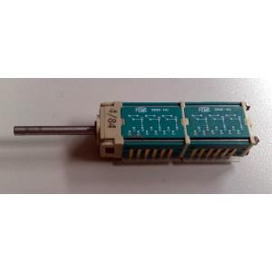 Ротационен галетен превключвател FEME 5920-NC