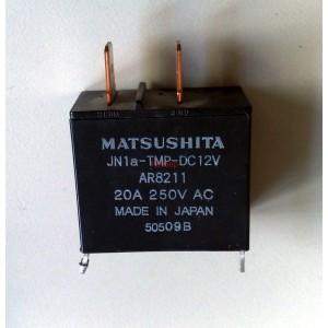 РЕЛЕ MATSUSHITA JN1A-TMP-DC12V AR8211 20A 250V N.O.