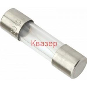 Предпазител стъклен стопяем 0.5A ZH211/GT1-4602A 5X20mm бърз