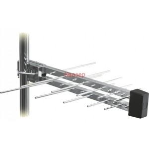 Логопериодична антена за дециметров обхват/за цифрова и аналогова ТВ