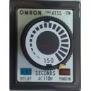 Omron ATSS-7 ON Delay Timer 0-150s 110V