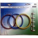 ELRO комплект захранващ гребен и кабели за автоматични предпазители