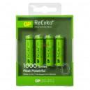 Акумулаторни батерии GP R03 AAA 1.2V 1000mAh NiMH 4бр.