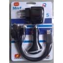 HR-001 Универсално зарядно комплект 14 в 1