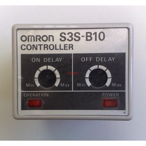 Omron S3S-B10 ON/OFF Delay Controller