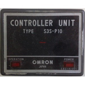 OMRON S3S-P10 CONTROLLER UNIT