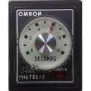 OMRON TDL-7 Аналогово реле за време