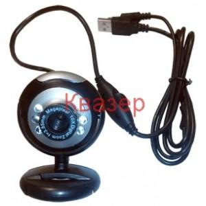 USB web камера за компютър VGA 640x480/HXT3004