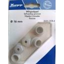5бр Kopp® Wurgenippel M16 3250.1308.4/самозапечатващи втулки