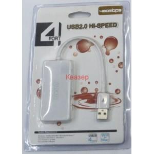 CQT-H0025 USB хъб 4-портов