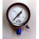 Манометър 0-1.6 MPa кислород ф60