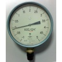 Манометър 0-5 кгс/кв.см ф160