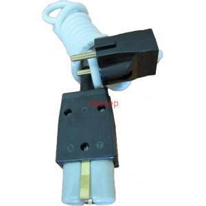 Захранващ кабел с щекер 16A, 1.8m 3x1