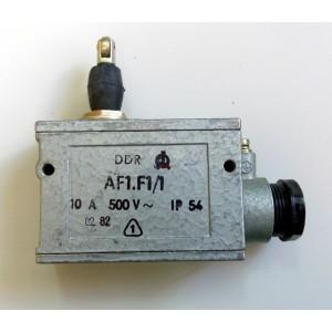 Краен изключвател AF1.F1/1 10A 500V AC IP54