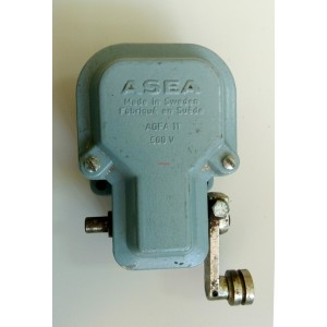 Краен изключвател ASEA AGFA 11, 500V