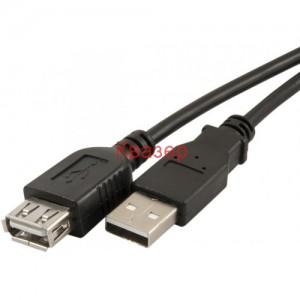 USB кабел AF/AM 3м