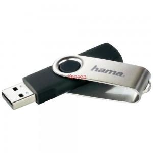 USB 2.0 Flash drive (Флаш-памет) 32GB HAMA Rotate
