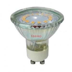 VT-1859 LED лампа GU10 220-240V 3W 200lm 3000K