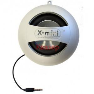 X-mini портативен високоговорител