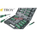 Комплект 32бр. отвертки TROY T22332
