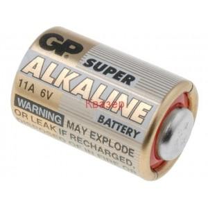 Алкална батерия A11 6V за дистанционни GP