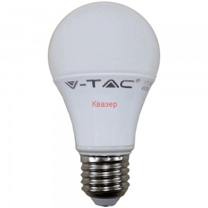 VT-1853 LED ЛАМПА 10W E27 4000K 806Lm 220-240V