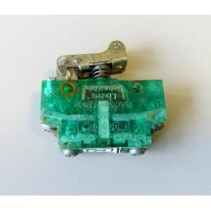 Ключ Шалтбау с лост и ролка 16A, DPST - 1NO+1NC