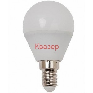 HL4380L LED ЛАМПА МИНИ КОЛБА 3.5W E14 6400K 250lm 220-240V
