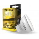 LED лампа INESA MR16/G5.3 12V 5W, 830, 350 lm