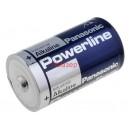 Алкална батерия LR20 1.5V PANASONIC