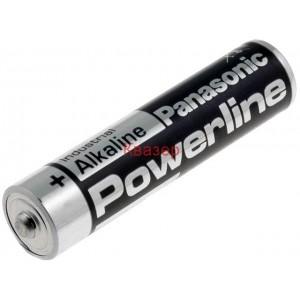 Алкална батерия AAA LR03 1.5V PANASONIC