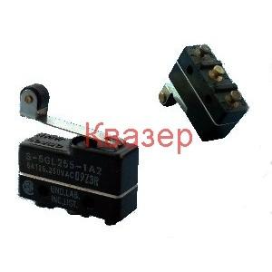 Микропревключвател  OMRON S-5GL255-1A2