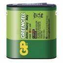 Батерия GP 4.5V 3R12 Extra Heavy Duty